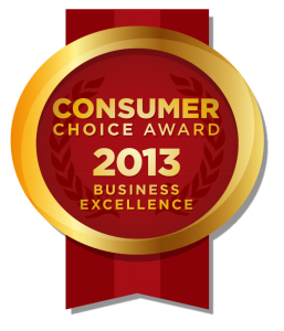 RE/MAX 2013 Consumers Choice Award