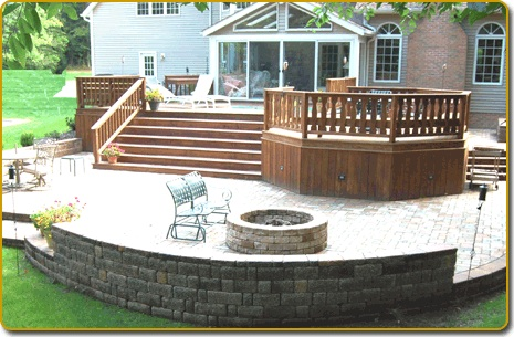 Adding a deck or patio adds value to Calgary real estate and the your enjoyment of your back yard.